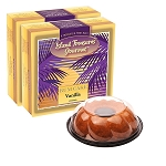 (BEST VALUE - Saves on Shipping) 32 oz Rum Cake 2-Pack - Choose Two Different Flavors or Two of The Same